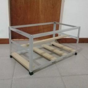 Estructura De Aluminio Rig 8 Gpu