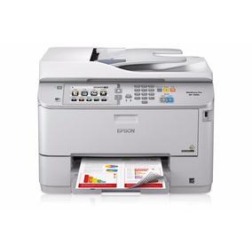 Impressora Multifuncional Epson Workforce Pro Wf-5690 C/nota