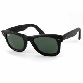 Ray Ban Wayfarer Couro - Óculos no Mercado Livre Brasil b1313eb5e5