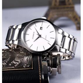 Relógio Masculino Curren Inox