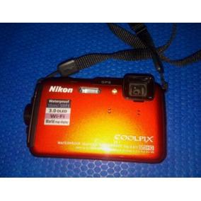 Camara Nikon Sumergible Wifi Gps
