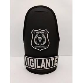 Braçal Militar Vigilante C/ Emborrachados Inclusos