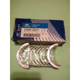 Metales De Cigueñal Para Verna Getz Elantra Orig 2102022541