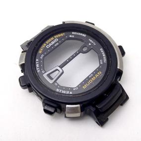 Caixa Case Frontal Casio G-shock G-9000-1v Original Seminova