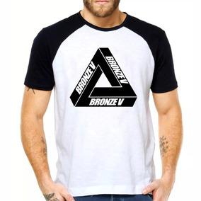 aad5acd6d6 Camiseta Raglan League Of Legends Lolzinho Elo Bronze 5