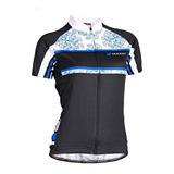Camisa Feminina De Ciclismo Bike Bicicleta - Tamanho L