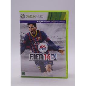 Fifa 14 Xbox 360 Original Mídia Física
