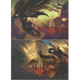 Tarjetas-postales Del Juego Diablo Iii + Cuadernillo Edic. L