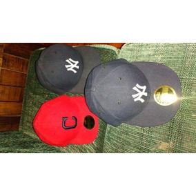 Gorra New Era Yankees Roja en Mercado Libre México 47a7ac91ab7