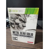 Metal Gear Solid Xbox 360 Hd Collection