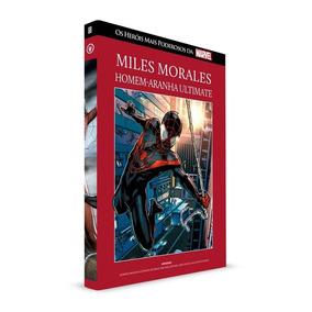Hq Livro Marvel Ed 88 Miles Morales - Homem-aranha Ultimate
