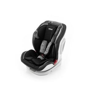 Cadeirinha Cadeira Carro Infanti Cockpit Isofix Cinza 36kg