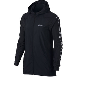 Chamarra Mujer Nike Essential Hooded Jacket beac31e1bc902