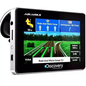 Gps Discovery Tela De 4.3 Frete Grátis Vai Com Suporte