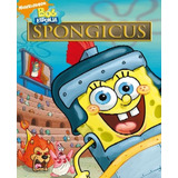 Dvd - Bob Esponja - Spongicus
