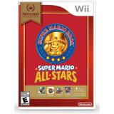 Videojuego Super Mario All-stars Nintendo Wii