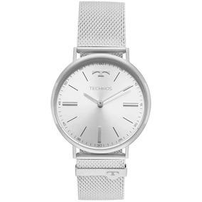 Relogio Feminino Slim Technos - Relógios De Pulso no Mercado Livre ... f44db540ab