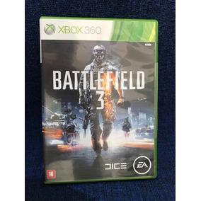 Battlefield 3 Mídia Física Xbox360 Usado