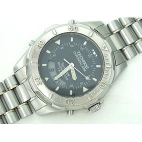 Technos Skydiver Professional Titanium - Joias e Relógios no Mercado ... e0e2701c7a