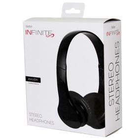 Headphone C/ Plug P2 3,5mm Cabo 1,2 M Vivitar | V13009_go