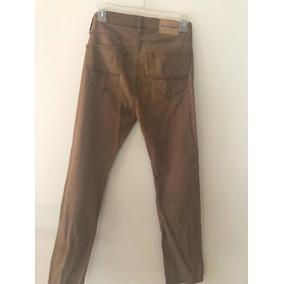 Pantalón Jeans Abercrombie Caqui 14 Años