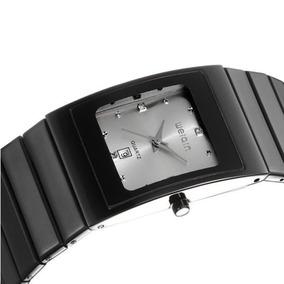 Relógio Feminino Weiqin Analógico Casual Preto W0057g