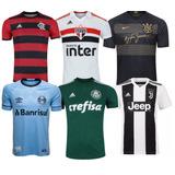 7a174bb263 Camisa De Time Primeira Linha Atacado no Mercado Livre Brasil