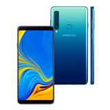Celular Samsung Galaxy A9 128gb 6.3 24mp+5mp+10mp+8mp Azul