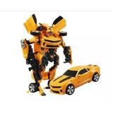 Robot Transformers Bumblebee Carro Juguete Niños Oferta