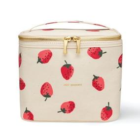 Lonchera Kate Spade New York /fresas/puntos/floral