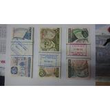 Billetes Costa Rica, Fajos 40 Billetes Consecutivos. Vhcf
