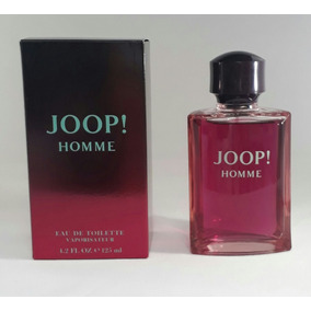 Perfume Joop Pour Homme 125ml Masculino Edt + Brinde Amostra