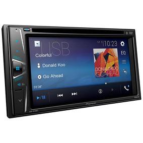 Dvd Player Automotivo Pioneer Avh-g218bt Bluetooth Usb Aux