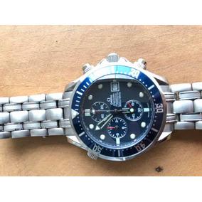 36585fd49f4 Relógio Omega 007 - Fundo - Relógios no Mercado Livre Brasil