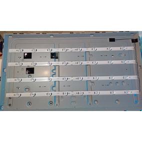 Kit 8 Barras De Led Tv Lg 39lb5600 Original