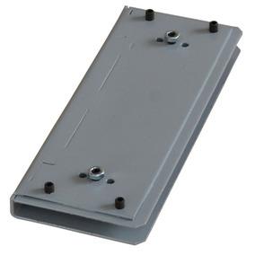 Suporte U P/ Fechadura Trava Eletromagnética Eletroimã M150