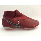Zapatos Nike Phantom Vsn Academy Fg/ag Vino/plata Caballero