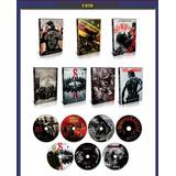 Box Dvd Sons Of Anarchy Coleção Completa Dublado Legendado