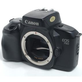 Canon Eos 750 Enfoque Automático 35 Mm Sin Lente