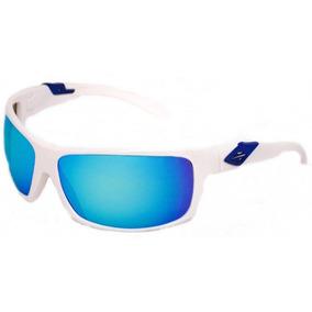 dbd084e2c Óculos De Sol Mormaii Espelhado Azul E Branco Novo - Óculos no ...