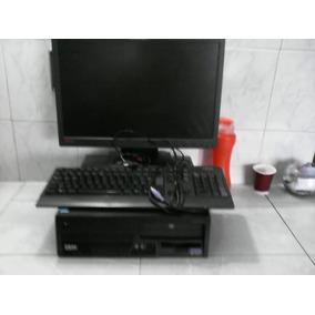 Computadora De Mesa Con Monitor