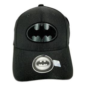 Gorra Batman Licencia Original Dc Comics Dadivit Calidad a0b08814a6e
