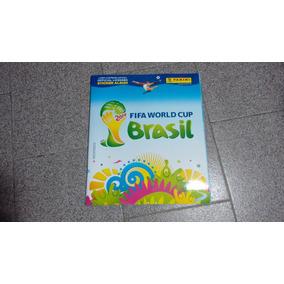 Álbum De Figurinhas Copa Do Mundo 2014 - Brasil 2014 /panini