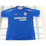 948a5a02c9 Camisa Chelsea Centenário - 2005 2006
