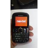 Nextel Radio Motorola I 475