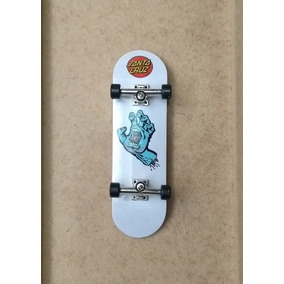 Fingerboard Santa Cruz Profissional Maple Rolamento + Brinde fa3ff542182