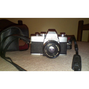 Camara Fotográfica Minolta Antigua Srt 100x Md Rokkor 45 Mm