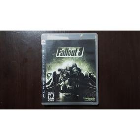 Fallout 3 Ps3 Playstation 3 Seminovo