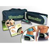 Cinturón Electromuscular Adelgazante Reductor Vibroaction