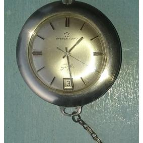 967ee4b22ad Antigo Relogio De Bolso Automatico - Relógios no Mercado Livre Brasil